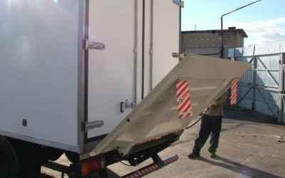 Гидроборт Грузоперевозки. Автомобиль ISUZU с гидробортом заказать или взять в аренду, цены, предложения компаний