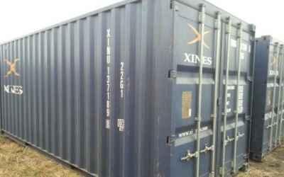 Предлагаю услугу по аренде 20 футового контейнера - Барнаул