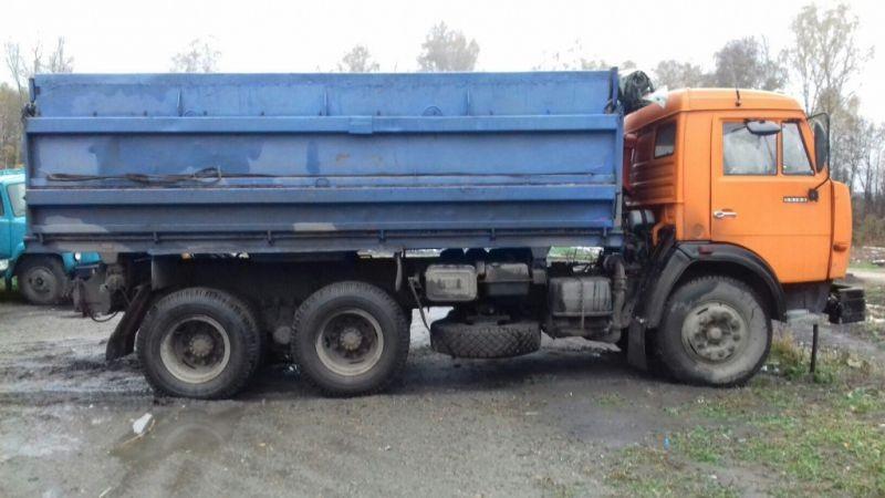 КАМАЗ 55102 - Бийск