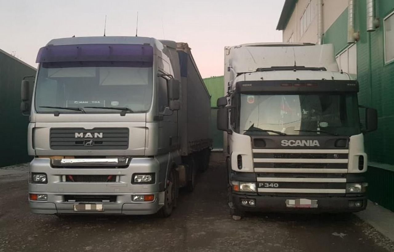 Грузоперевозки фура 20 тонн - Барнаул